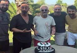 Zafer Algöze Beşiktaş pastası