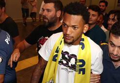 Fenerbahçe'nin yeni transferi Jailson İstanbulda