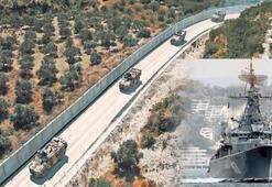 İdlib trafiği hareketlendi
