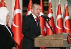 Cumhurbaşkanı Erdoğan: Ruslar ve İranlılarla ortak çalışmalar yürütüyoruz