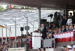 Cumhurbaşkanı Erdoğan: MSÜden geriye dönüş mümkün değildir