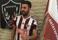 Hatayspor Mirkan Aydın'ı transfer etti