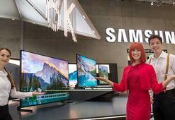 Samsung 8K çözünürlüklü QLED TV'sini IFA 2018de tanıttı