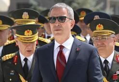 Milli Savunma Bakanı Akar: Amacımız insanların huzurla evlerine dönmelerini sağlamak
