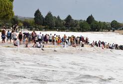 Pamukkalede hedef 2 milyon ziyaretçi