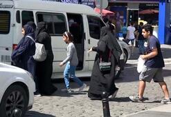Karadenize Arap turist akını