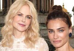 Saadet Işıl Aksoy, Nicole Kidmanla buluştu