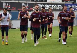Trabzonsporda G.Saray mesaisi