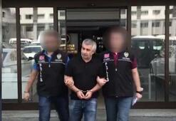 Kırmızı bültenle aranan Azeri mafya elebaşı İstanbulda yakalandı