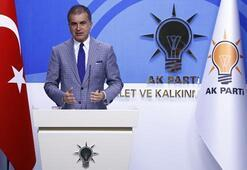 AK Parti sözcüsü Ömer Çelikten MYK toplantısı sonrası flaş açıklamalar
