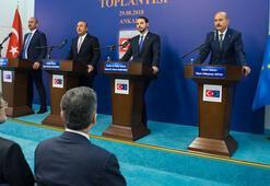 Son dakika... Türkiye düğmeye bastı 4 bakan tek tek açıkladı
