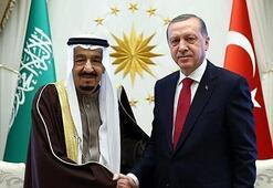 Suudi Arabistan Kralından Cumhurbaşkanı Erdoğana 30 Ağustos Zafer Bayramı kutlaması