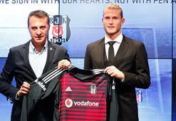 Beşiktaşta Loris Karius imzayı attı