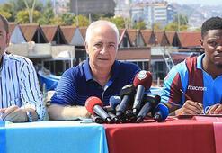 Trabzonsporda Caleb Ekuban imzayı attı