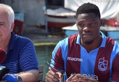 Trabzonspor, Caleb Ekuban transferini KAP bildirdi