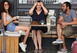 Sıkı dostlar: Songül Öden-Esra Dermancıoğlu