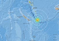 Son dakika... 7.1lik deprem büyük fay hattını kırdı