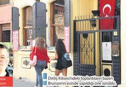 PKK sempatizanları kilisede toplanıyor