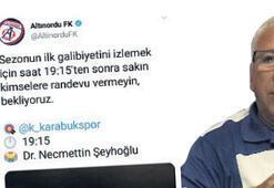 Başkan Özkan'dan 'sosyal' yasak
