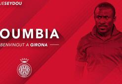 Girona Seydou Doumbiayı açıkladı