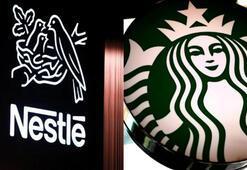 Nestlenin Starbucksla yaptığı anlaşma tamamlandı