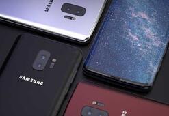 Samsungun tüm Galaxy S10 modellerinde ekrana gömülü parmak izi tarayıcı bulunacak