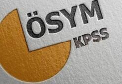 KPSS önlisans başvuruları başladı İşte son tarih