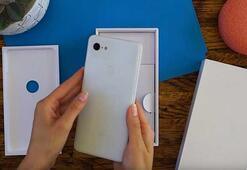 Google Pixel 3 XLın kutu açılış videosu internete düştü