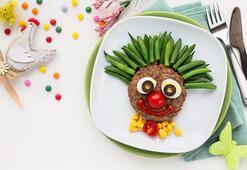 Çocuklar için renkli ve sağlıklı tarifler