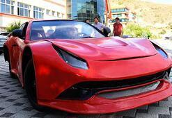 Yüzde 95i yerli üretim elektrikli otomobil: TOMARA