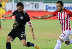 Balıkesirspor Baltok-Osmanlıspor: 0-3