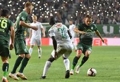 Atiker Konyaspor - Bursaspor: 1-1