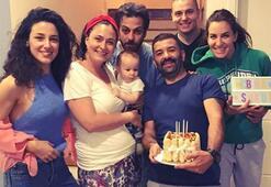 Ceyda Düvenci,Bülent Şakrakın yeni yaşını kutladı