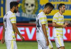 Fenerbahçe lige iyi başlayamıyor