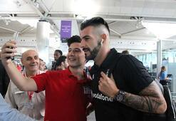 Beşiktaşta beklenmedik karar Negredo...
