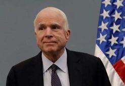 Son Dakika... ABDli senatör John McCain hayatını kaybetti