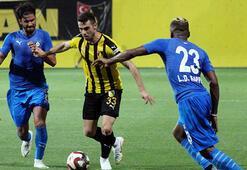 İstanbulspor-Altay: 0-5