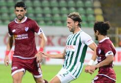 Giresunspor-Tetiş Yapı Elazığspor: 2-0