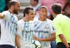 Cenk Tosunlu Everton avantajını koruyamadı