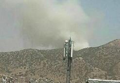 İranda orman yangını: 4 ölü