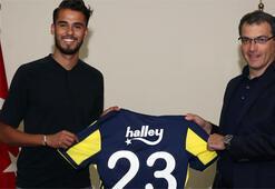 Diego Reyes resmen Fenerbahçede