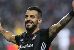 Negredo, Beşiktaşta kalıyor