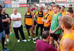 Galatasarayda Gomis kavga çıkarıp gitti