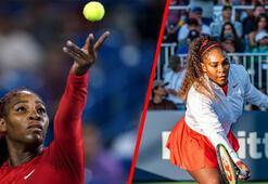 Serena'ya kara kıyafet yasağı