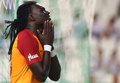 Gomis, Galatasarayda iz bıraktı