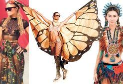 Burning Man'in moda halleri