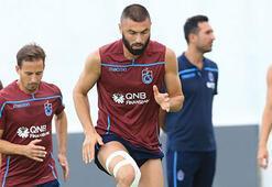 Trabzonspordan Burak Yılmaz açıklaması