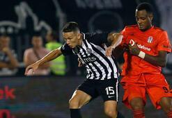 Partizan 1-1 Beşiktaş (İşte maçın özeti)