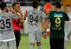 PFDK kararları açıklandı Seleznova 4 maç ceza...