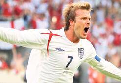 David Beckham ödüle layık görüldü